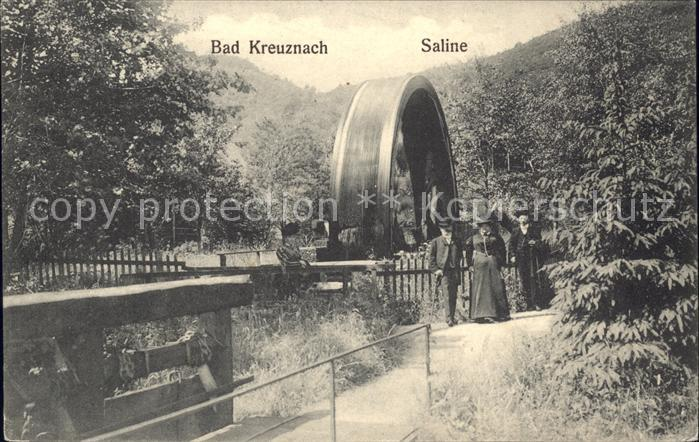 Bad Kreuznach Saline Kat. Bad Kreuznach