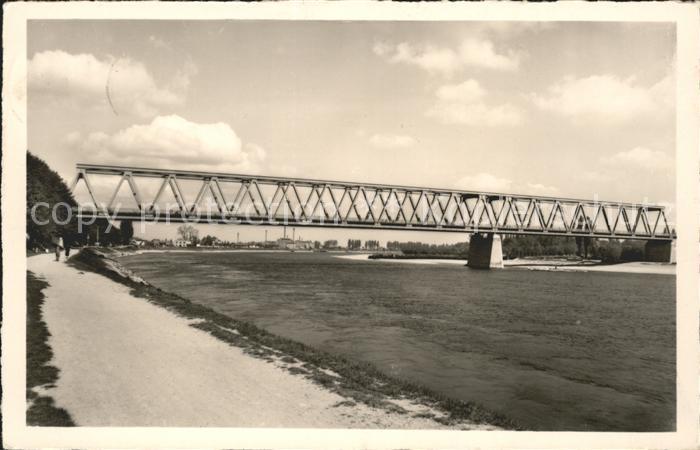 Speyer Rheinbrücke