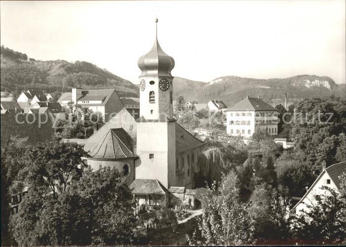 Lautlingen mit Graebelesberg Kat. Albstadt