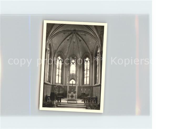Hechingen Burg Hohenzollern Evangelische Kapelle Kat. Hechingen Nr ...