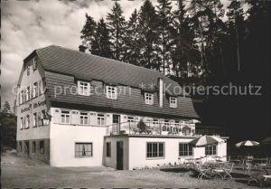 Wildberg Schwarzwald Gasthof Pension Seeger Luftkurort Schwarzwald / Wildberg /Calw LKR