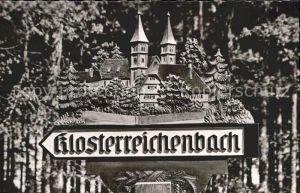 Klosterreichenbach Hotel Pension Sonne Post Kat. Baiersbronn