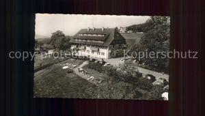 Horben Breisgau Langackern Gasthof zum Engel Kat. Horben