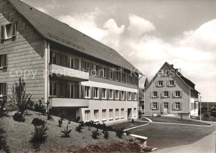 Goerwihl Albert Schweitzer Haus  Kat. Goerwihl