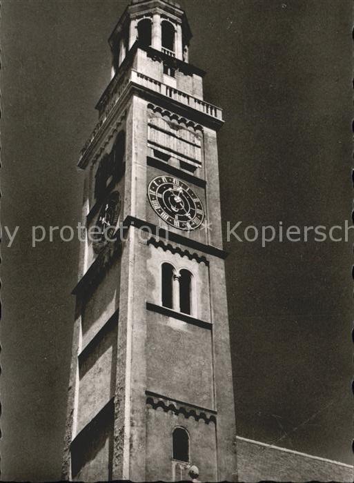 Augsburg Perlachturm Kat. Augsburg