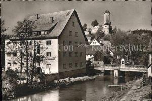 Neuhaus Pegnitz Partie am Fluss Kat. Neuhaus a.d.Pegnitz