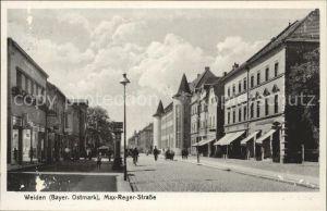Weiden Oberpfalz Max Reger Strasse Kat. Weiden i.d.OPf.