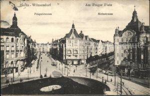 Wilmersdorf Berlin Pragerstrasse Am Prager Platz Motzstrasse / Werneuchen /Barnim LKR