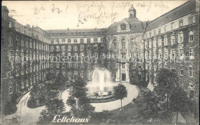 Wilmersdorf Berlin Lettehaus / Werneuchen /Barnim LKR