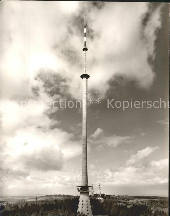 Dannenfels Donnersberg Fernsehturm Kat. Dannenfels