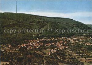 Dannenfels am Donnersberg mit Fernsehturm Kat. Dannenfels