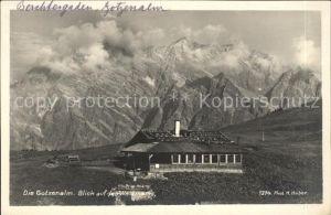 Berchtesgaden Gotzenalm Kat. Berchtesgaden