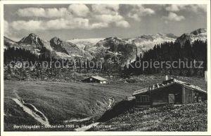 Berchtesgaden Gotzenalm Bayer Hochland Kat. Berchtesgaden