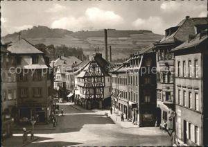 Kirn Nahe Marktplatz Kirner Dolomiten Kat. Kirn