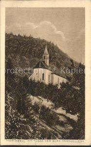 Hechingen Kirche Maria Zell Kat. Hechingen