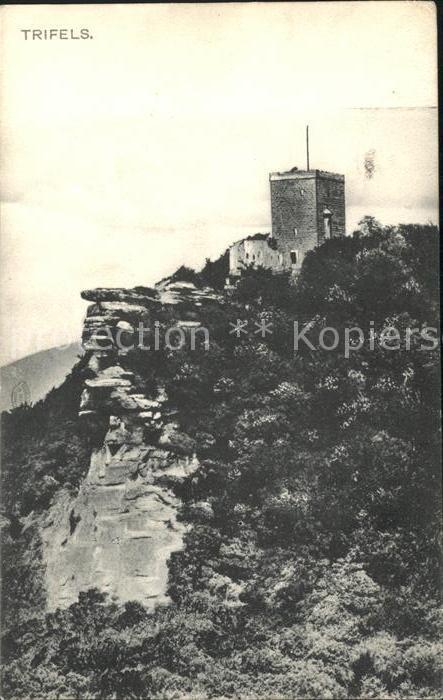 Annweiler Trifels Trifels / Annweiler am Trifels /Suedliche Weinstrasse LKR