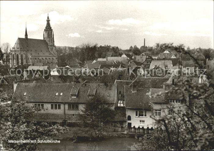 Meisenheim Glan Schlosskirche  / Meisenheim /Bad Kreuznach LKR 0