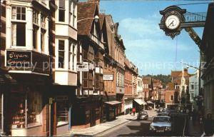 Winchester High Street Autos Kat. Winchester