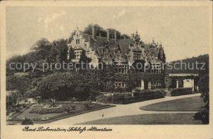 Bad Liebenstein Schloss Altenstein Kat. Bad Liebenstein