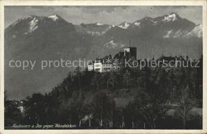 Neubeuern Schloss Neubeuern Wendelstein Kat. Neubeuern Inn