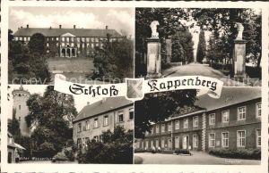 Cappenberg Schloss Cappenberg Schlossalle Alter Wasserturm Innenhof Kat. Selm