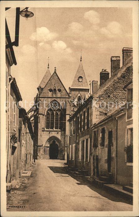 Varzy Rue St Pierre Kat. Varzy