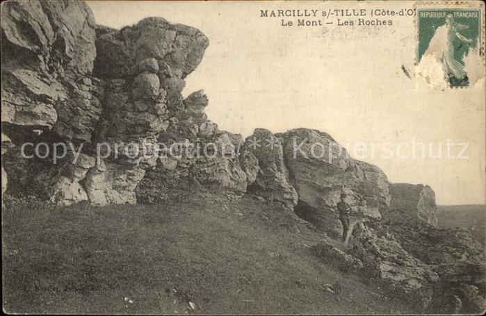 Marcilly sur Tille Le Mont Les Roches Kat. Marcilly sur Tille