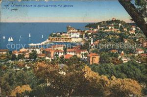 Saint Jean Cap Ferrat Vue generale Cote d Azur Kat. Saint Jean Cap Ferrat