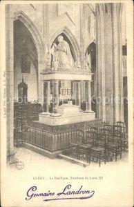 Clery Saint Andre Basilique Tombeau de Louis XI Kat. Clery Saint Andre