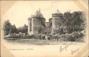 Lassay les Chateaux Chateau Kat. Lassay les Chateaux