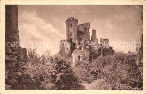 Lavardin Loir et Cher Ruines du Chateau Kat. Lavardin