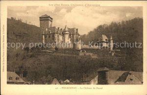 Polminhac Chateau de Pestel Kat. Polminhac