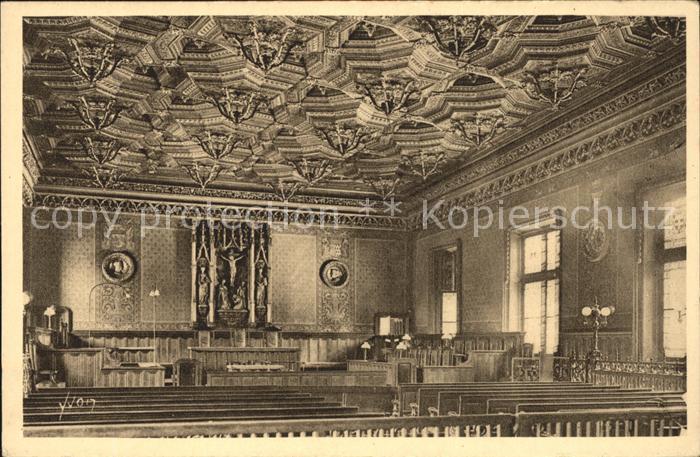 Rouen Palais de Justice Salles des Seances du Parlement Kat. Rouen