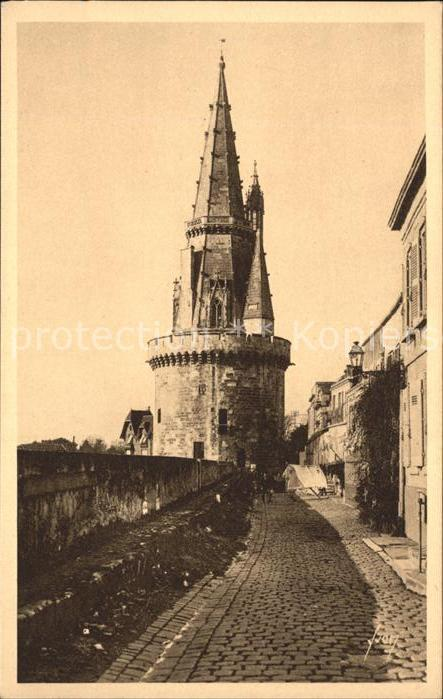 La Rochelle Charente Maritime Tour de la Lanterne Kat. La Rochelle