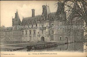 Maintenon Chateau Kat. Maintenon