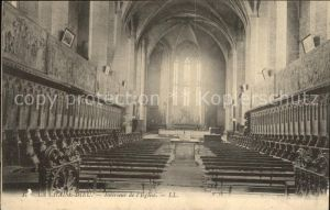 La Chaise Dieu Interieur de l Eglise Kat. La Chaise Dieu