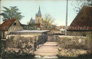 Illiers Combray La grande Planche Eglise Kat. Illiers Combray