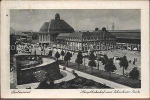 Dortmund Hauptbahnhof Vehmlinde Bastei Kat. Dortmund