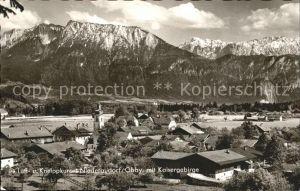 Niederaudorf Kaisergebirge Kat. Oberaudorf