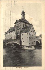 Bamberg Rathaus Kat. Bamberg