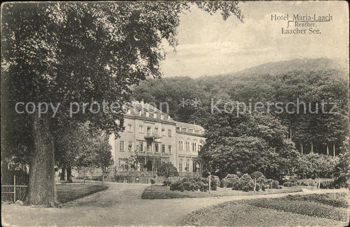 Maria Laach Glees Hotel Maria Laach Laacher See / Glees /Ahrweiler LKR