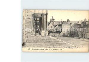 Chartres Eure et Loir Cathedrale La Maitrise Kat. Chartres