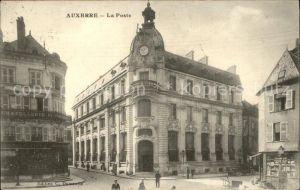 Auxerre La Poste Kat. Auxerre