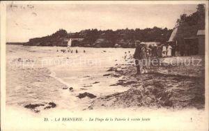 La Bernerie en Retz Plage de la Patorie a maree haute Kat. La Bernerie en Retz