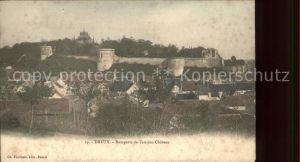 Dreux Remparts de l ancien Chateau Kat. Dreux