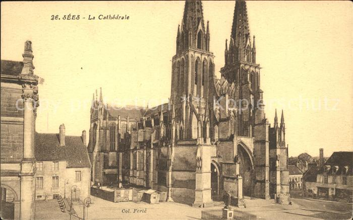 Sees Cathedrale Kat. Sees