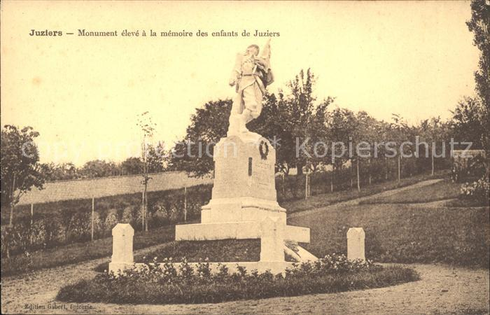 Juziers Monument eleve a la memoire des enfants de Juziers Kat. Juziers