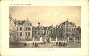Orleans Loiret Hotel de Ville / Orleans /Arrond. d Orleans