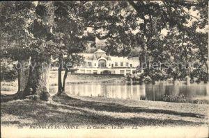 Bagnoles de l Orne Casino Bords du Lac Kat. Bagnoles de l Orne