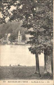 Bagnoles de l Orne Bords du Lac Kat. Bagnoles de l Orne